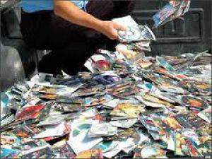 KAYSERİ'DE KORSAN CD OPERASYONU