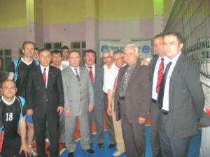 Türk Eğitim-Sen Voleybol Turnuvası Sona Erdi