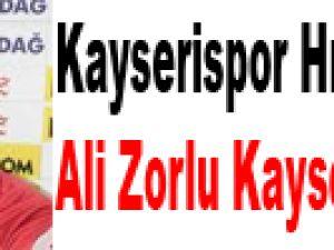 Kayserispor Transferde Hız Kesmiyor Ali Zorlu Kayserispor'da