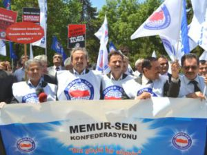 Memur - Sen'den Zam Protestosu
