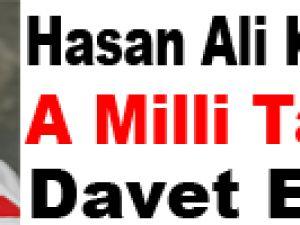 Hasan Ali Kaldırım A Milli Takıma Davet Edildi