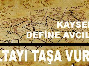 KAYSERİLİ 2 DEFİNECİ JANDARMA TARAFINDAN YAKALANDI