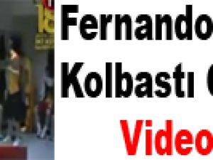 Fernando Muslera Kolbastı Oynadı! Video
