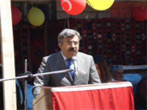 Kayseri Has Parti İl Başkanı İsmail Gökşen:
