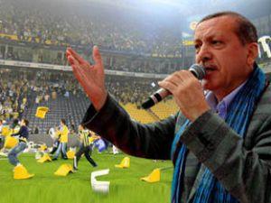 """Erdoğan:""""Katlanamayacaksan, Bu İşi Yapma!"""""""