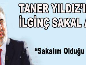 BAKAN YILDIZ'IN İLGİNÇ 'SAKAL' ANISI