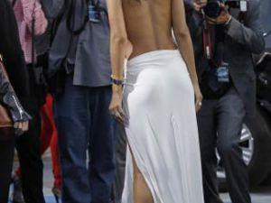 Rihanna'yı Böyle Yakaladılar