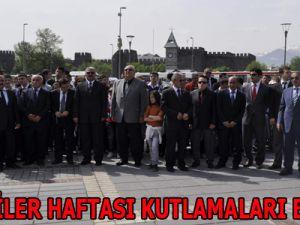 ENGELLİLER HAFTASI KUTLAMALARI BAŞLADI