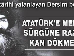 Seyit Rıza'nın Atatürk'e mektup yazarak yalvardığı ortaya çıktı