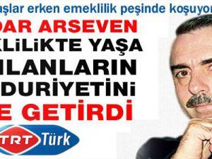 Serdar Arseven TRT Türk'te Emeklilikte Yaşa Takılanların Mağduriyetini Dile Getirdi
