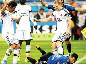 Erciyesspor - Fenerbahçe Maçında Hakem: 'Bir şey söyle Serdar'