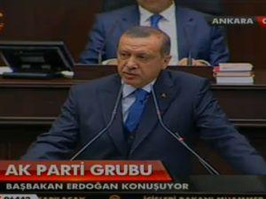 Başbakan Erdoğan: Yol geçecekse cami bile yıkarım