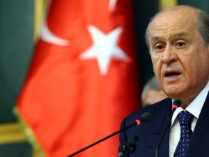 Devlet Bahçeli, 'Demokrasiden anladığı PKK'ya teslimiyettir'
