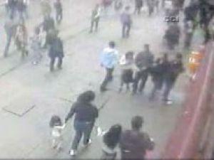 Hırsızlar Güvenlik Kamerasına Takıldı - Video