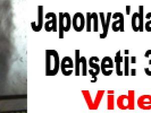 Japonya'da Hortum Dehşeti: 30 Yaralı - Video