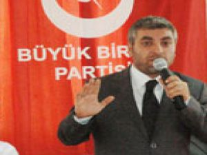 BBP'li Kartal: PKK'lıları meclise sokacaklar