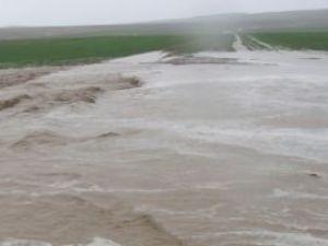 Yozgat'ın Boğazlıyan İlçesini Sel Vurdu