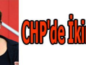 CHP'de İkinci İstifa!