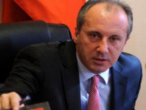 CHP'den habersiz isim: Muharrem İnce