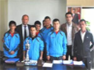 Kayseri Türkiye Halter Şampiyonası'nda Dördüncü Oldu