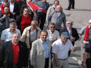 CHP'DEN İSTİKLAL MARŞI TEPKİSİ