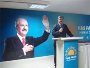 Has Parti İl Başkanı Dr. İsmail Gökşen'in 1 Mayıs Mesajı