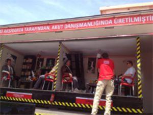 HAYATA DEVAM TIR'I KAYSERİ'DE