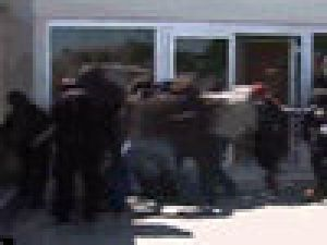 Şişli'de 1 Mayıs gerginliği - Video