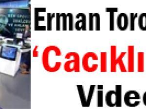 Erman Toroğlu'ndan 'Cacık'lı Tepki! Video