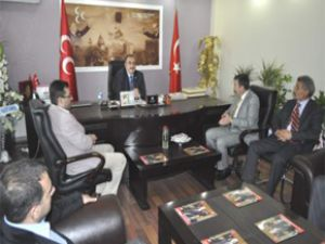 MHP'ye Ziyaretler Sürüyor