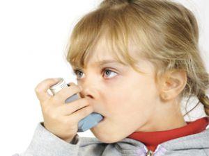Türkiye'de 8 Çocuktan Biri Astım Hastası