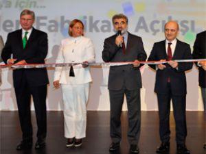 Bakan Yıldız ve Bayraktar, Kayseri'de Fabrika Açılışı Yaptı