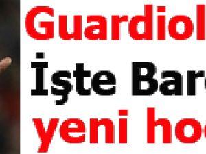 Guardiola Gitti İşte Barça'nın Yeni Hocası