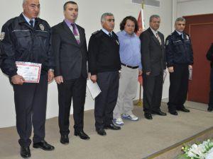 KAYSERİ POLİSİ İKNA YÖNTEMLERİNİ ÖĞRENDİ