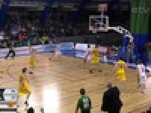 Salonların En İlginç Basketi! / VİDEO