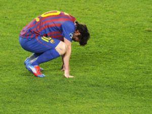 Messi Bu Kez Yaktı Video