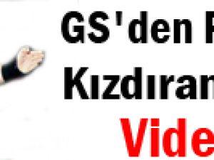 GS'den FB'lileri Kızdıran Klip / VİDEO