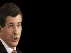 """Davutoğlu'ndan """"İsrail"""" açıklaması"""