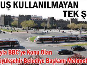 Başarılarıyla BBC'ye Konu Olan Kayseri Büyükşehir Belediye Başkanı Mehmet Özhaseki