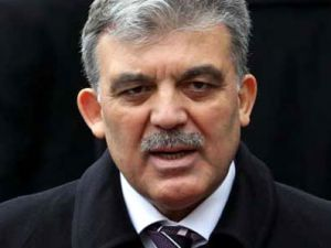 Cumhurbaşkanı Gül'den BM'ye eleştiri Suudi Arabistan'ın kararına destek