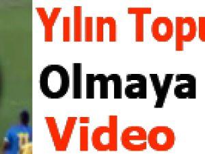Yılın Topuk Golü Olmaya Aday / VİDEO