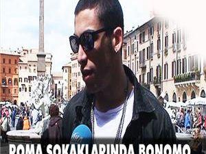 Can Bonomo Roma Sokaklarında