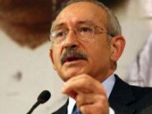 Kemal Kılıçdaroğlu'nun yeni gafı