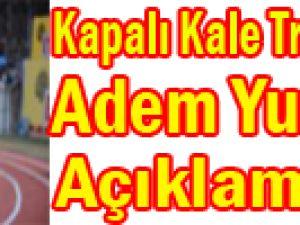 Kayseri Kapalı Kale Tribün Lideri Adem Yumli'den Açıklama