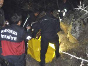 Kayseri'de Kayıp Kuyumcu Kalfasının Cesedi Bulundu