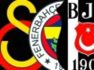 G.Saray, Beşiktaş yaptı, F.Bahçe yapmadı