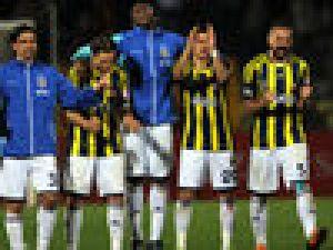 Fener'i yarı finale taşıyan goller / VİDEO