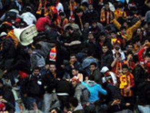 Fenerbahçe - Kayseri maçı öncesi olay!
