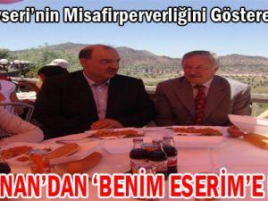 KOCASİNAN'DAN 'BENİM ESERİM'E DESTEK