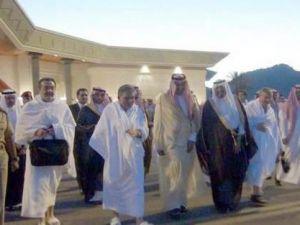 Abdullah Gül ihramda
